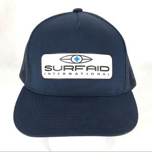 Billabong SurfAid Int Snapback Trucker Hat Cap